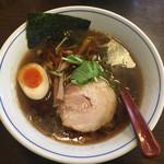 らーめん一芯 - 料理写真:煮干し醤油750円