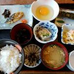 黒田屋 - 朝食