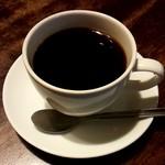 喫茶モア - ホットコーヒー
