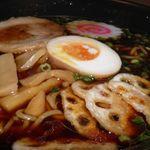 麺や村里木 - アップ