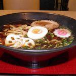 麺や村里木 - たまり醤油らーめん 830円