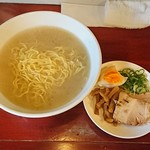 中華料理 八戒 - 麺