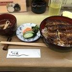 川淀 - 丼定食の竹(4,000円)