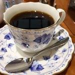 カフェ・シャローム - ブレンドコーヒー アップ