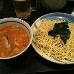 ホロトン - 味噌つけ麺