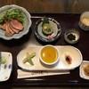 手打そば のりくら - 料理写真:鴨ロースセット 蕎麦は撮り忘れました。