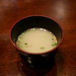 ビストロゴキゲン鳥 - ☆鶏ガラスープ(^_-)-☆☆