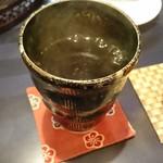 93592038 - ホットの烏龍茶(追加)