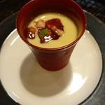 93592116 - 栗とりんごのスープ
