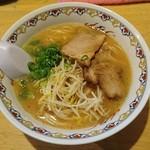 広島中華そば がんぼ - 昔ながらの中華そば ¥750