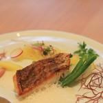 Restaurant EISUKE - 真鯛のポアレ