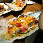 93597092 - 板前 海鮮サラダ
