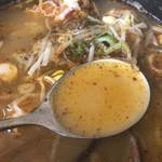 ヤンピョン ヘジャンク - アッサリ染みわたるスープ