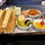 カフェ ド マキ - 料理写真: