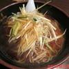 らーめん ほくしん  - 料理写真:ネギラーメン