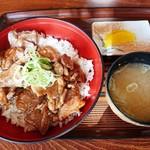 93599227 - ジンギスカン丼 1.000円