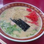 金豚 本店 - チャーシュー麺