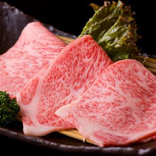 """肉の旨さが段違い!日本三大和牛の""""神戸牛""""をリーズナブルに。"""