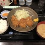 93603962 - ヒレかつ定食
