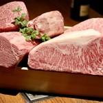93605876 - お肉の紹介