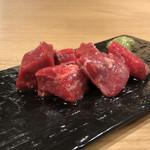 焼肉とんび - 新名物ヒレカク