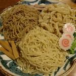 93606803 - つけ麺3種盛り