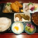 おかやま食堂 - 料理写真: