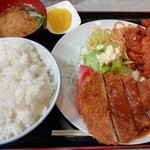 淀ヤ食堂 - 料理写真:2018-09-29