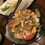 かえるの九八郎 - 海鮮コブサラダ
