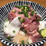 寿製麺 よしかわ - 海鮮丼