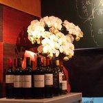 鉄板焼肉 誠屋 - ワイン