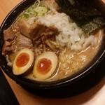 味噌の大将 - 料理写真:特製味噌ラーメン 980円