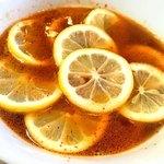 りんすず食堂 - 赤レモンラーメン