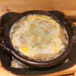 わらじや - 料理写真:う雑炊