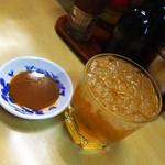 淡水軒 - 味噌ダレ