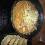 Fufutei - 熟成味噌ラーメンと手作り餃子!
