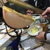 プチ・プレジール - 料理写真:トップフォト ラクレットチーズ掛け