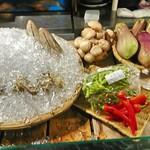 魚貝三昧 げん屋 - 本日の新鮮食材