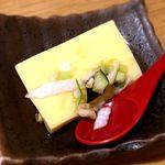 酒蔵ゴエモン - お通し¥320 2018.9.5