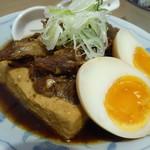 めし ひろ田 - 料理写真:名物「マトン煮込み」