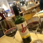 93617382 - ハーフボトルワイン375ml赤¥1600(外税)