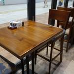 日本酒Bar角打ち - (2018/7月)テーブル席