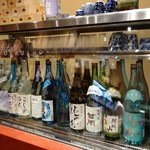 日本酒Bar角打ち - (2018/7月)日本酒の冷蔵ケース