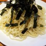 神田らぁめん悠 - 麺