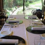 フレンチレストラン 蔦の葉 - 個室