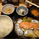 9362675 - 鮭の西京焼き