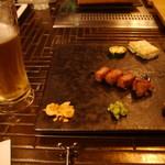 神戸 たん龍  - サーロイン120g(一部)