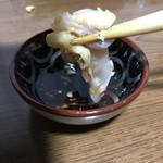 かしわ専門店サトー - ムネ身