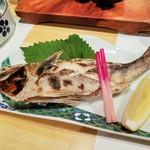 清寿司 - イサキ塩焼き