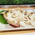 清寿司 - わたり蟹